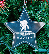 Wounded Warrior Project Ornament