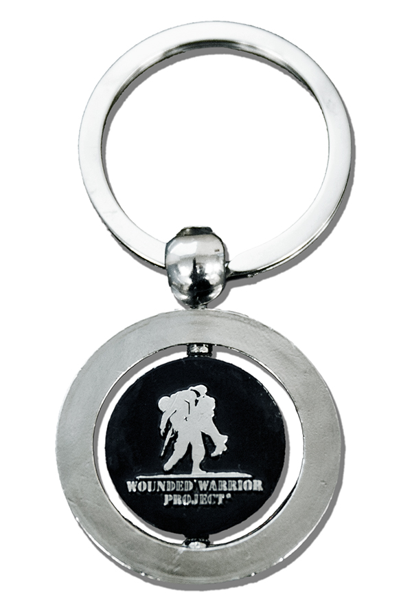 Wounded Warrior Project Key Chain